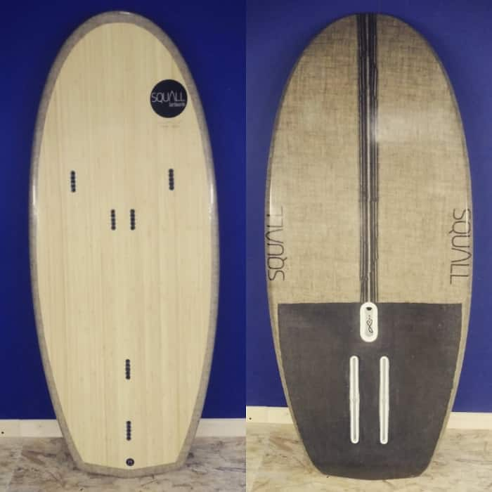 wing board squall