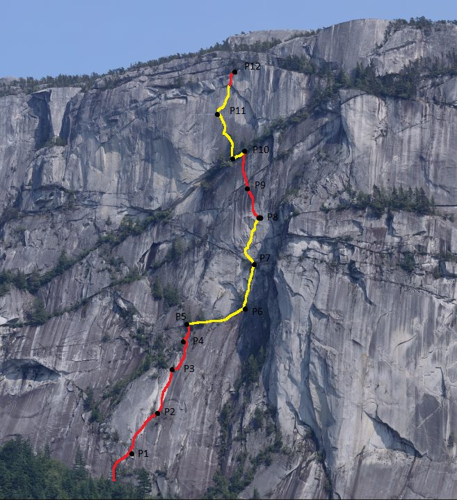 Local News 'First Ascent of Pantera (A3+ 5.10) by Danny ...