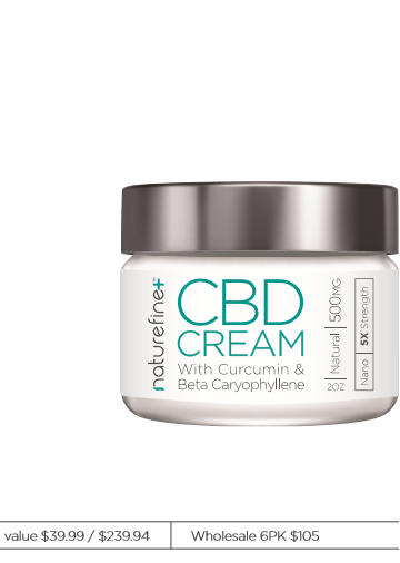 Naturefineplus CBD Cream