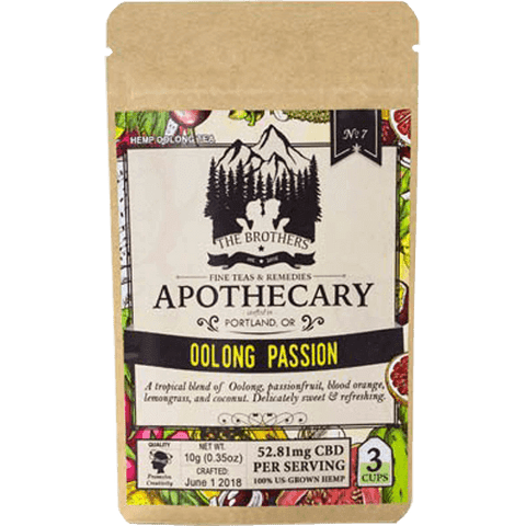 Brothers Apothecary Oolong Passion