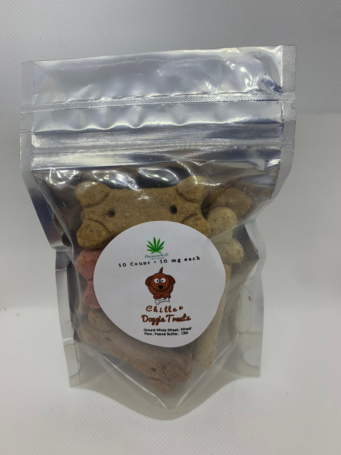 Chllax Doggie Treats - 10 count