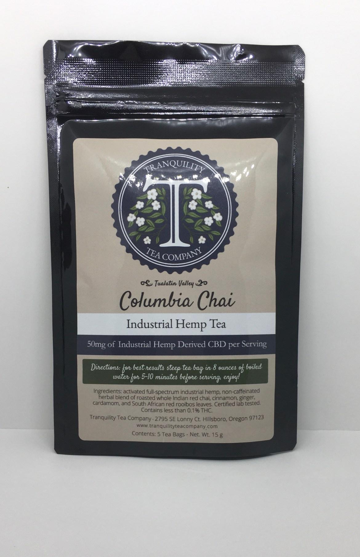 Tranquility Columbia Chai Tea