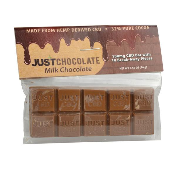 CBD Milk Chocolate Bars