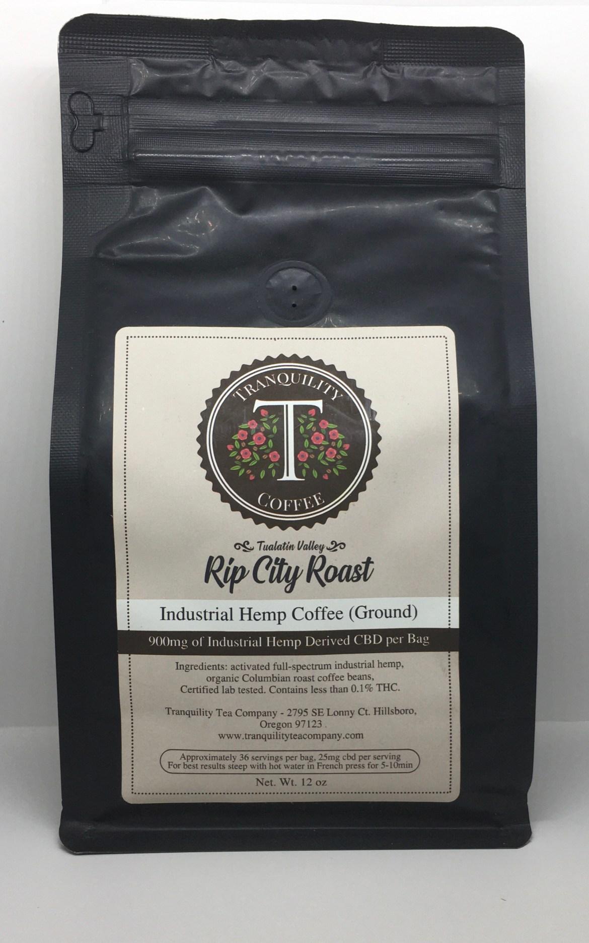 Tranquility Rip City Roast Coffee
