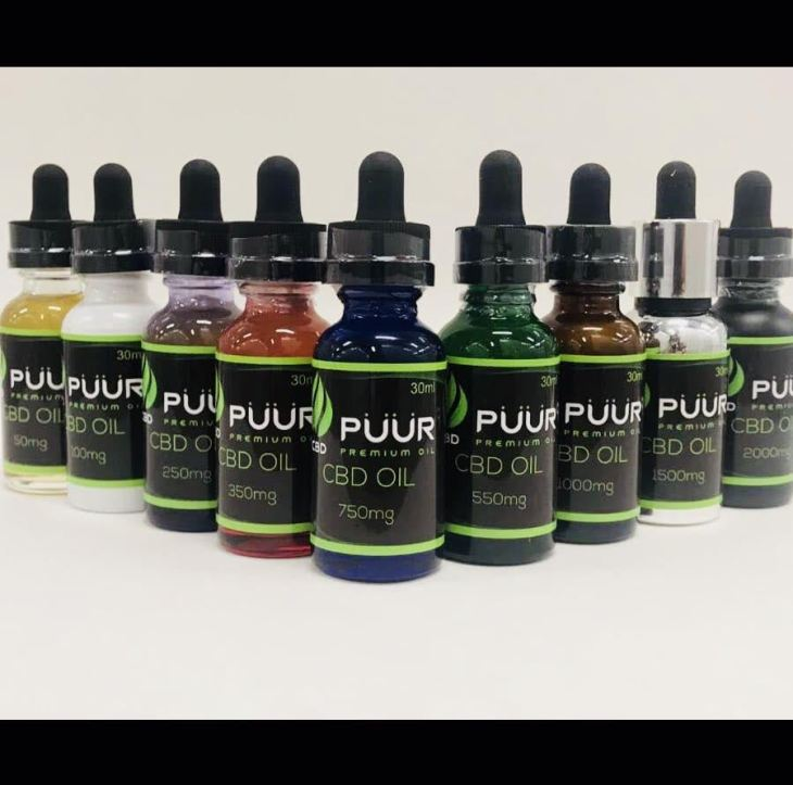Purr Brand CBD Oil