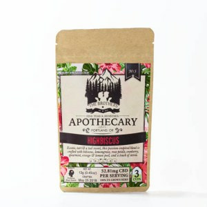 Brothers Apothecary Highbiscus Tea