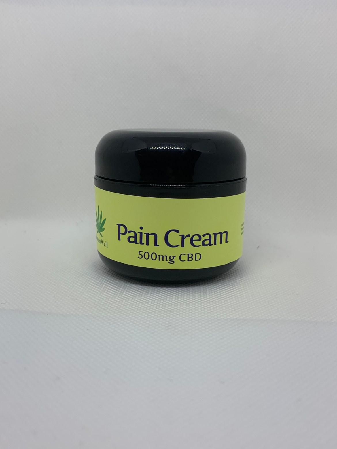PhenomWell 500mg Pain Cream