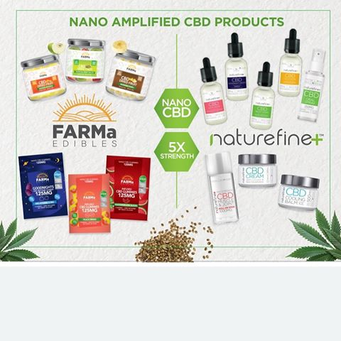FARMa CBD Edible Gummies
