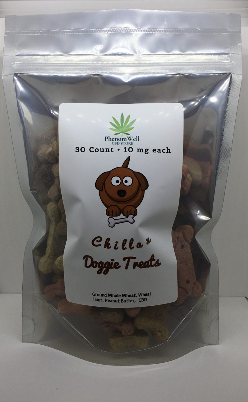 Chllax Doggie Treats - 30 count