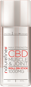 CBD Muscle & Joint Roll On Stick