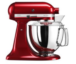 Kitchen Aid Artisan Stand Mixer 48L Square Coffee And Kitchen