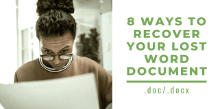 8-ways-to-recover-a-lost-word-document