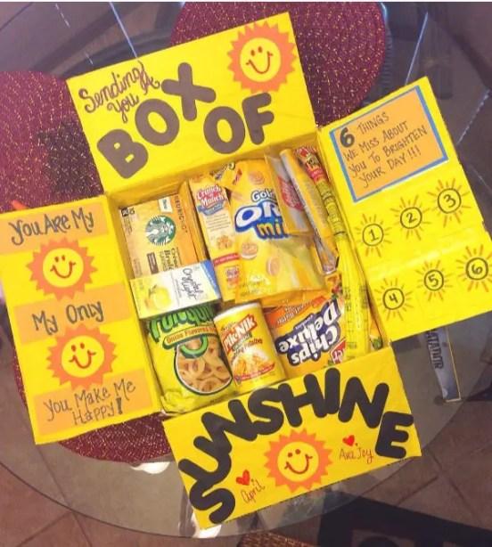 yellow-sunshine-box-care-package