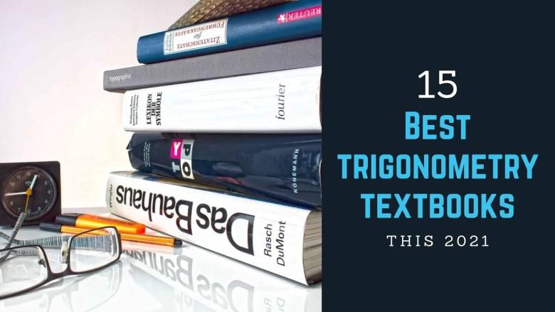 best-trigonometry-textbooks-2021