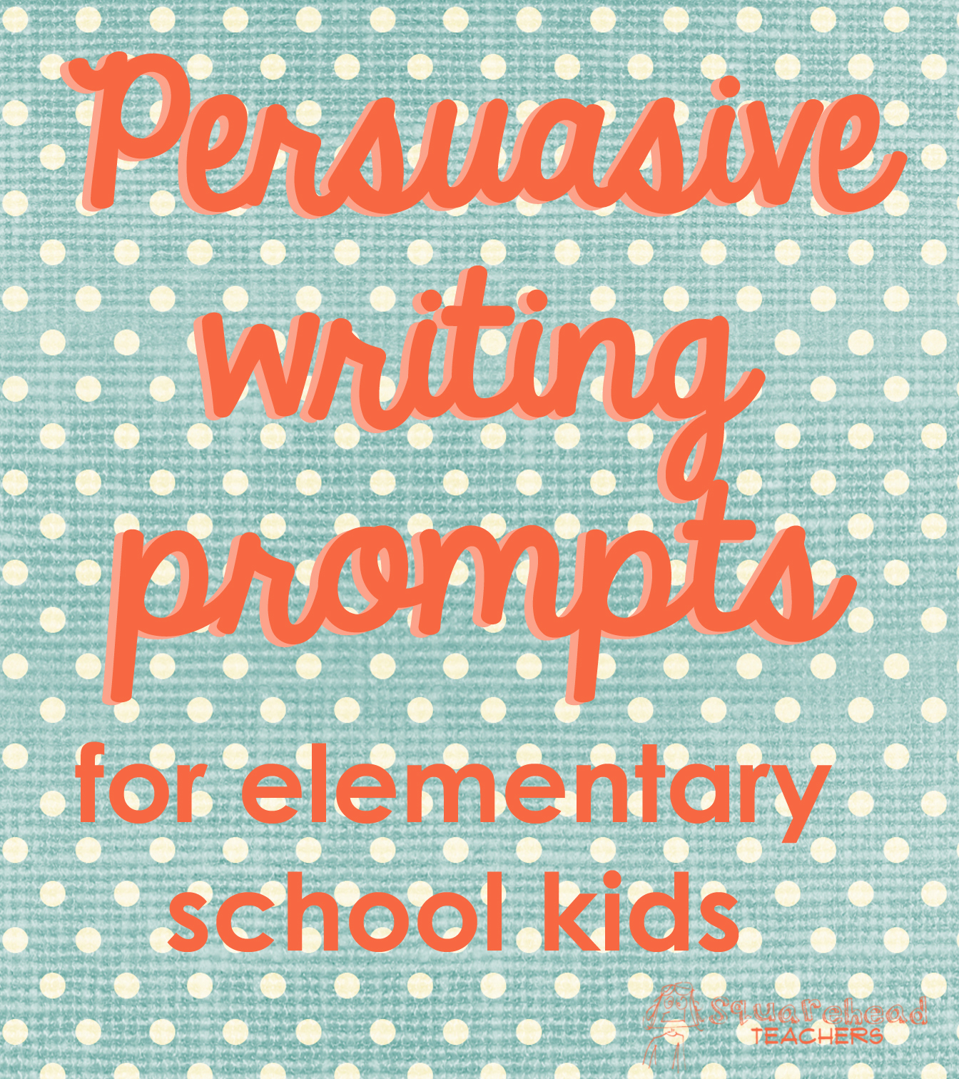 Persuasive Writing Activities For Elementary Students