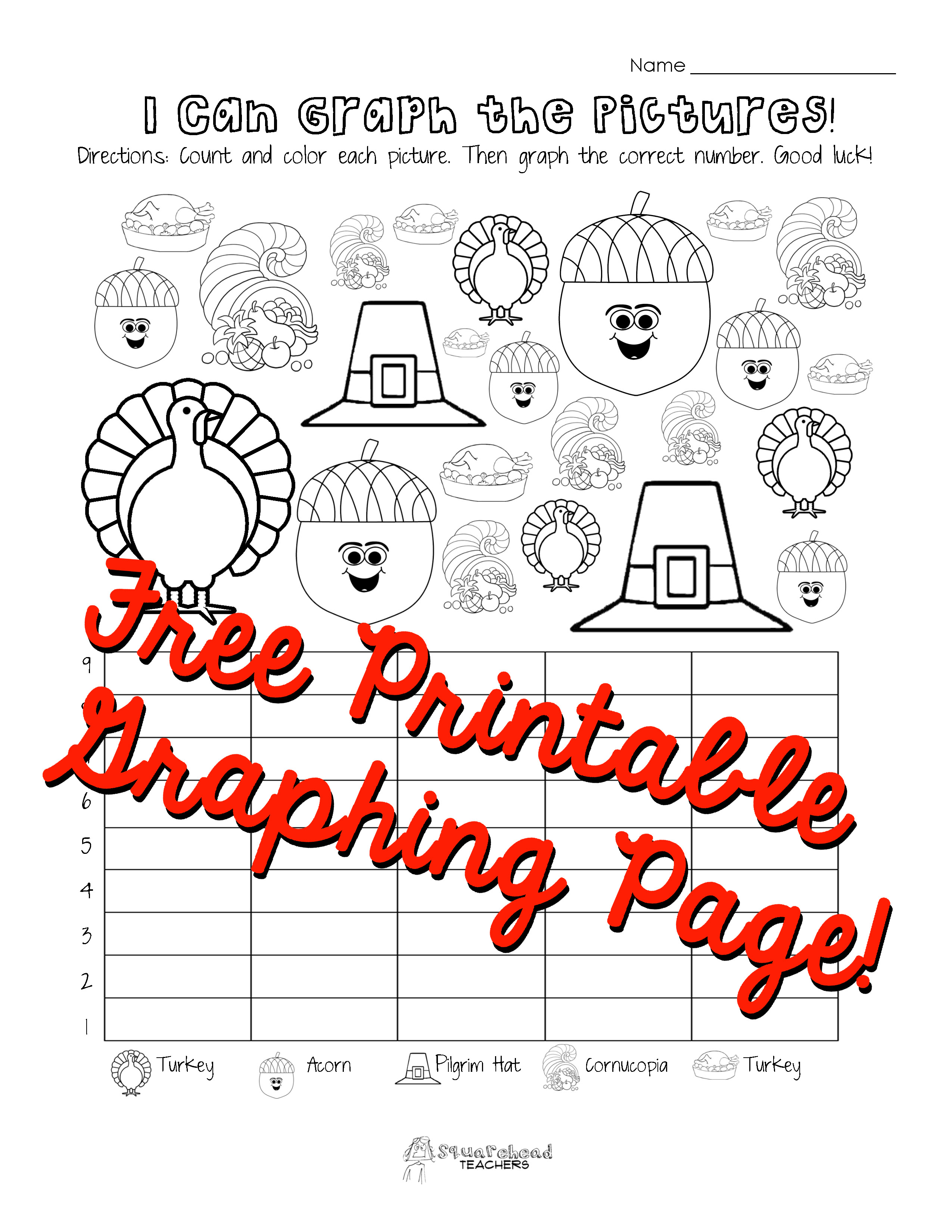 New 412 First Grade Graphing Worksheet