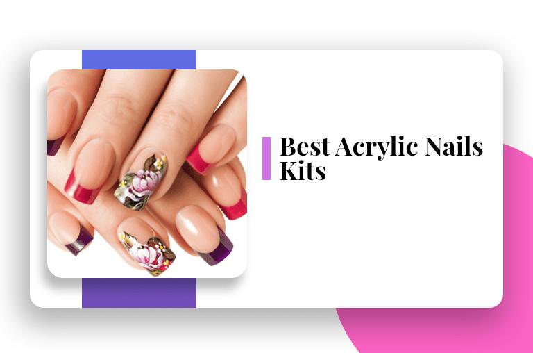 best acrylic nail kit