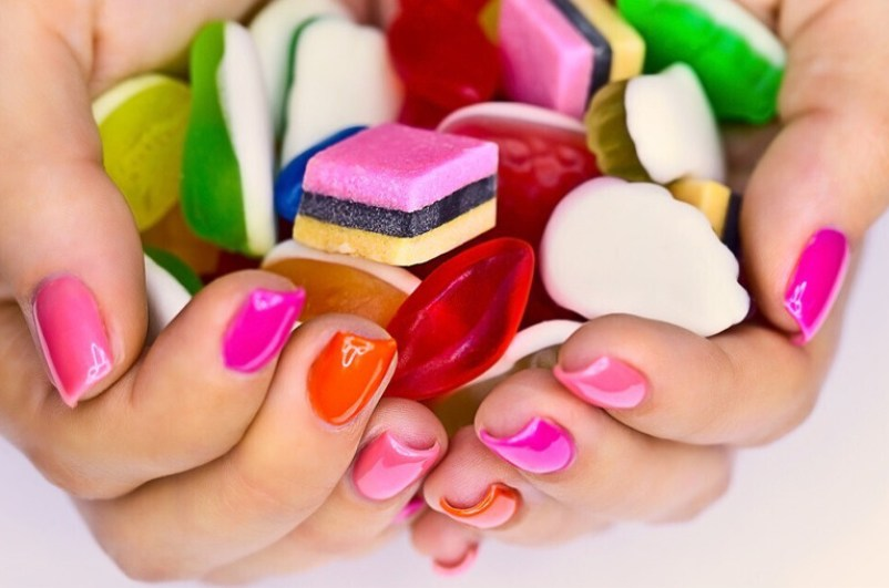 jelly nails designs