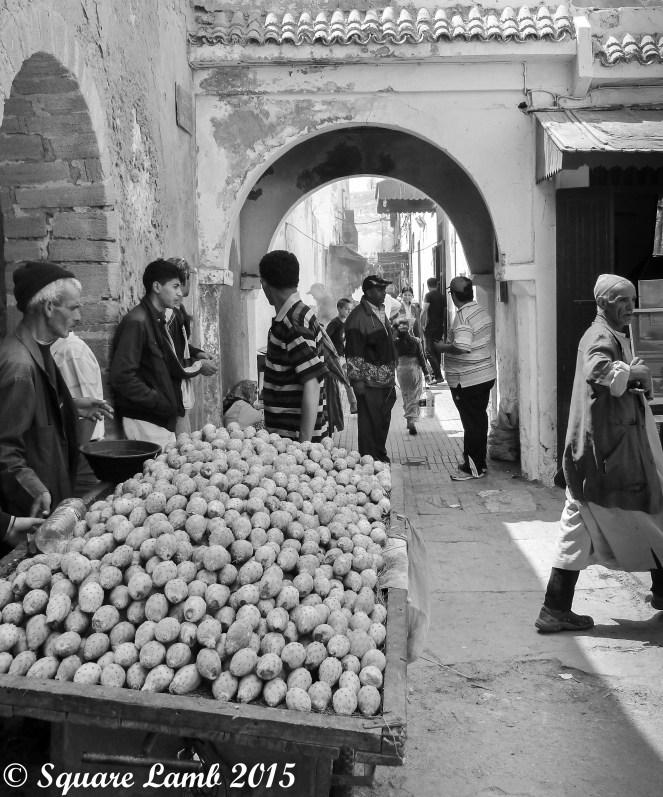 Fruit Stall (Essaouira)