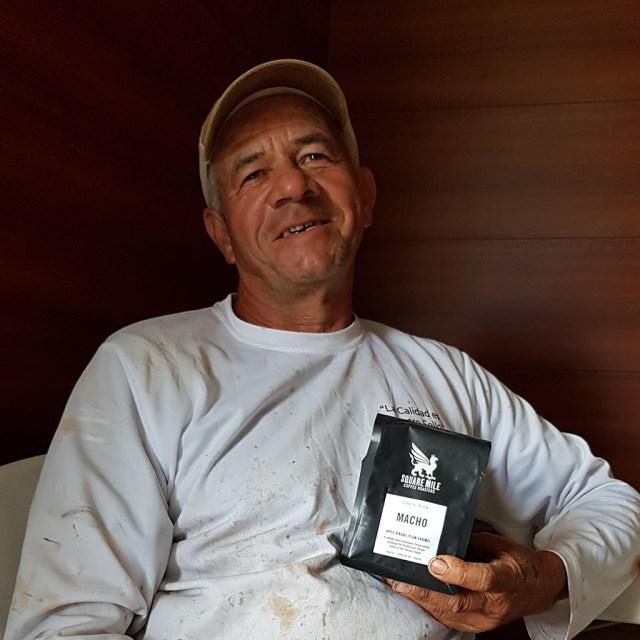 International Costa Rican Coffee Farmer