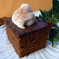 Old Fashioned Gingerbread: Real Comfort Food
