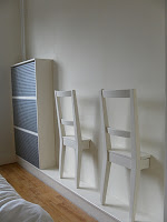 Chairs as Clothes Holders, as Art, and Other Alternative Uses