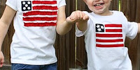 4th of July Shirts (No-Sew)