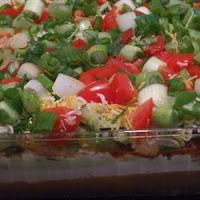 A Fresh Take on 7 Layer Taco Dip