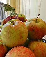 Apple Crisp with Oatmeal Streusel