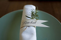 Free Printable Napkin Rings