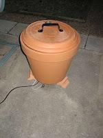 DIY Clay Pot Smoker 2.0