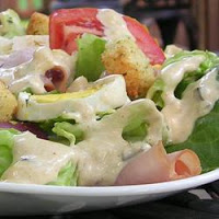 Thousand Island Dressing with a Kick