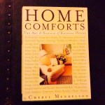"""Book Giveaway: """"Home Comforts"""" in Hard Cover Edition"""