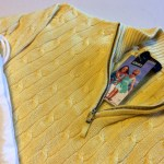 Sweater with Schoola Tag