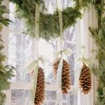 Easy Pine Cone Decor