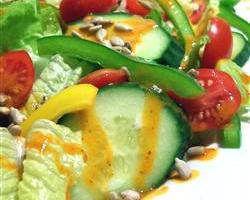Honey Mustard Salad Dressing, Super Easy to Make