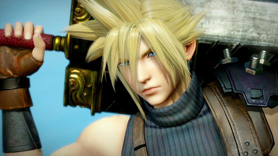 Screenshot from Arcade Version