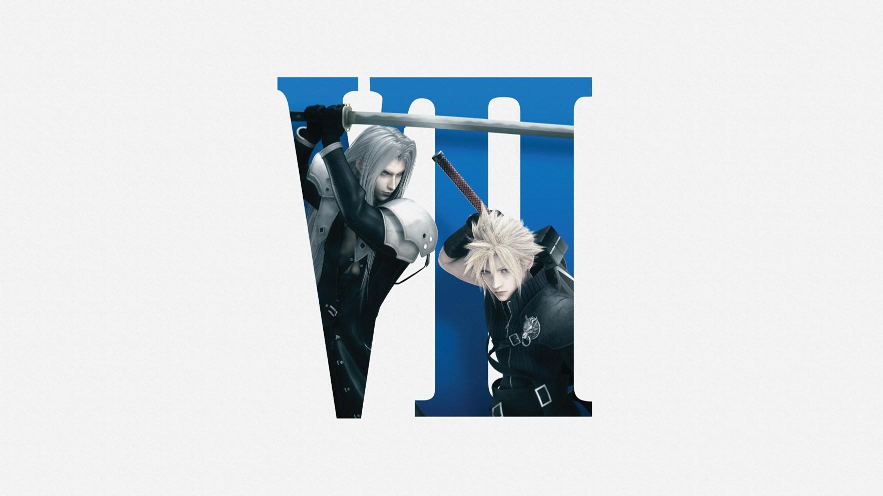 Get A Fancy Final Fantasy VII Wallpaper Featuring New CGI Artwork SQUARE PORTAL