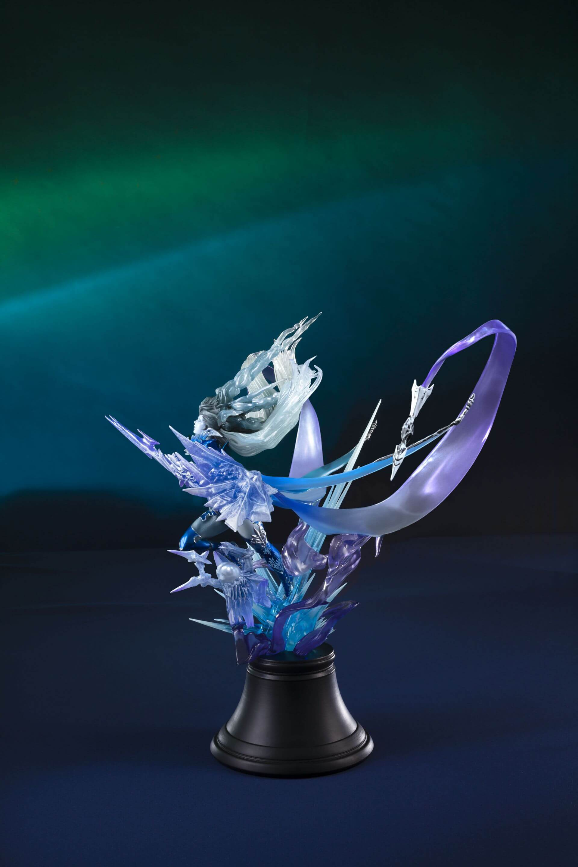 Final Fantasy XIV Figure Shiva 3 SQUARE PORTAL