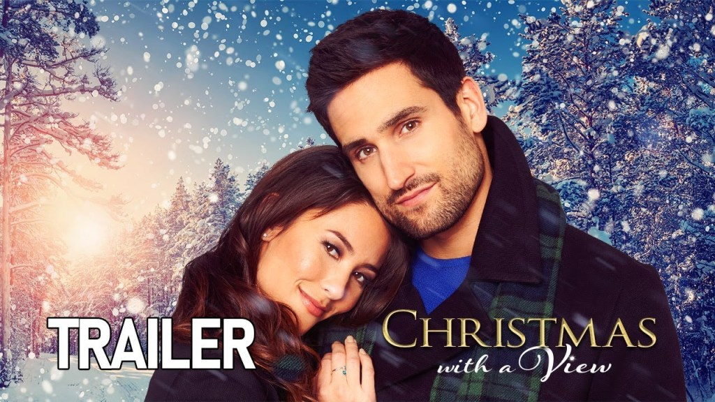 Netflix Christmas Romance Movies Reviewed - 2018 - A Square