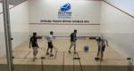 Squash doubles Glasgow