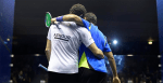 Ashour and Ramy leaving