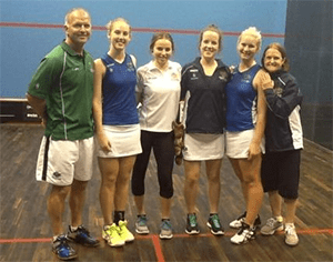 Australia finished 11th at the 2013 World Junior Women's Teams Championship in Poland