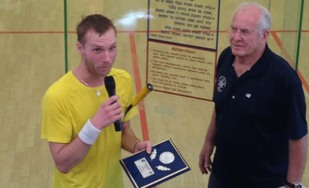 Israeli winner insert
