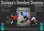 A3 Shootout Poster