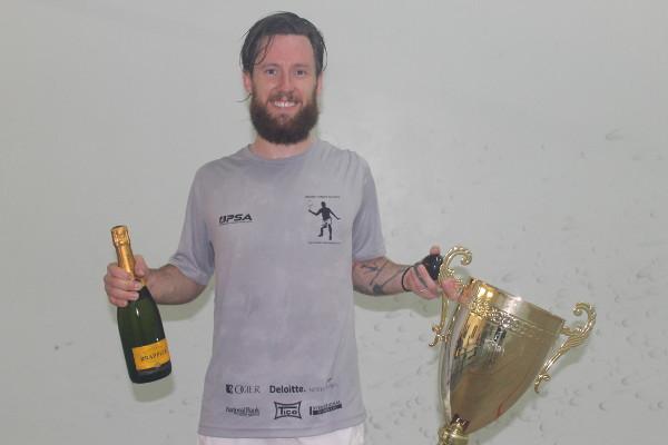 Champion Peter Creed