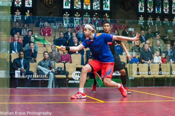 The Windy City Open in Chicago