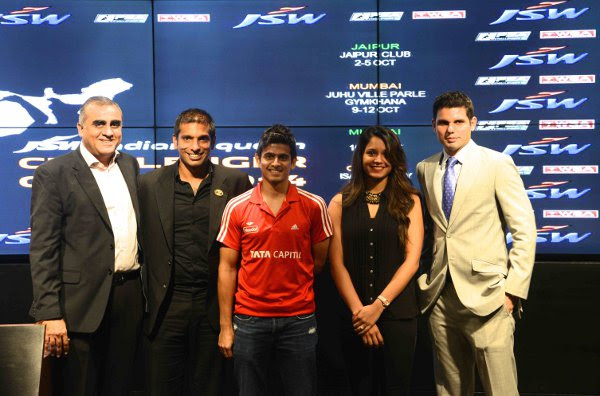 The launch of the Indian Squash Circuit