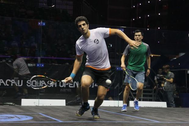 Omar Mosaad on the attack against Ong Being Hee