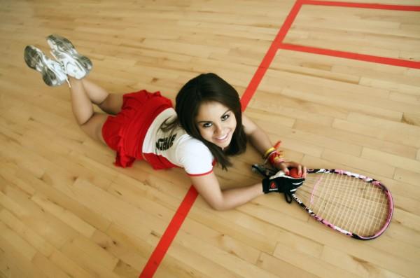 National icon Paola Longoria